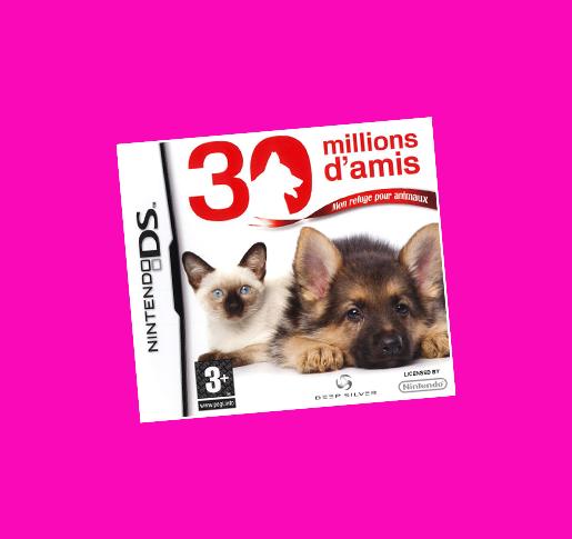 Jeu DS 30 Millions D'Amis